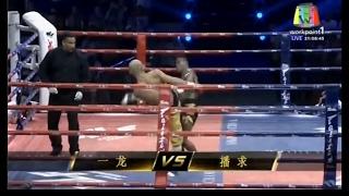 Шаолинец против тайского боксера