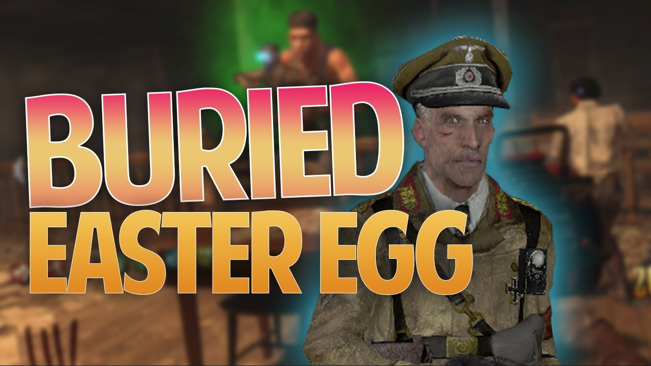 BURIED RICHTOFEN EASTER EGG GUIDE – Mined Games Achievement!