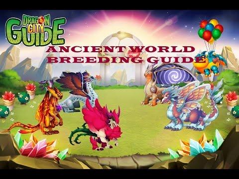 Dragon city world