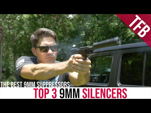The Top Three 9mm Pistol Silencers