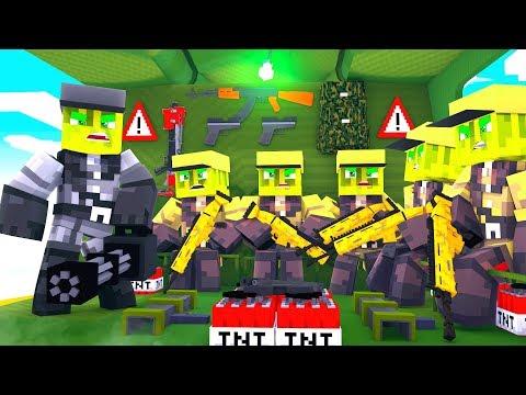 Das HELIKOPTER KOMMANDO?! - Minecraft NEXUS