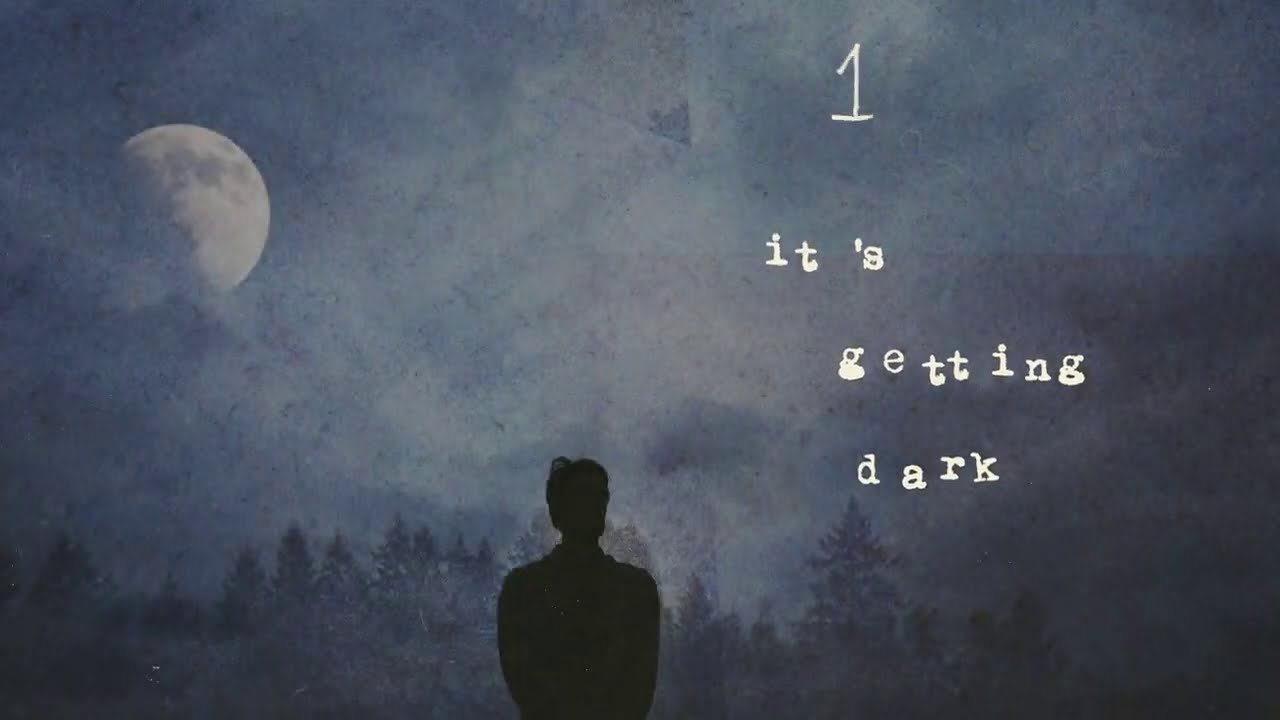 Flaws - It's Getting Dark (Official Lyric Video)