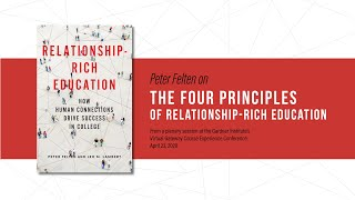 Four Principles of Relationship-Rich Education