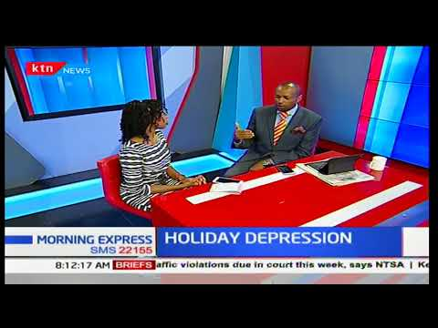 Holiday Depression: Many people experience loneliness,social isolation a common cause