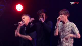MBAND - ПОДНИМИ ГЛАЗА / HOT&TOP/ EUROPA PLUS TV
