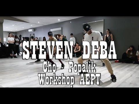 Popalik @Cho | Stage Street Ragga AEPT | STEVEN DEBA