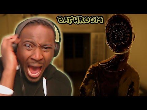 NEVER PLAY A JAPANESE HORROR GAME || BATHROOM Demo [ Petrifying Japanese Horror Game ]