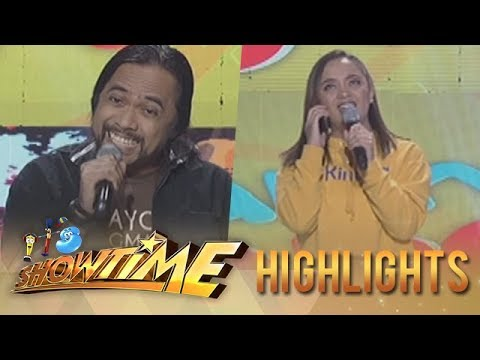 It's Showtime: Ryan Rems and Donna Cariaga's come back for It's Showtime 9th anniversary!
