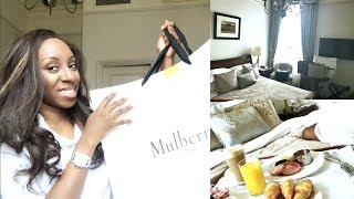 MY MORNING ROUTINE HOTEL EDITION & MY NEW MULBERRY HANDBAG REVEAL | Style With Substance