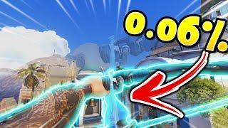 0.06% Chance Hanzo Arrow!! - Overwatch Lucky Moments