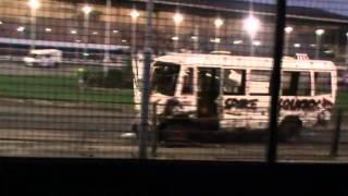 Video Wimbledon Big Vans 2011 banger racing download MP3, 3GP, MP4, WEBM, AVI, FLV Desember 2017