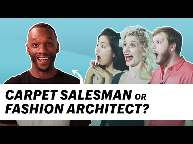 Does He Work as a Carpet or Salesman or In Fashion? | Guess My Shopify Business Ep.12
