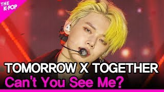 Baixar TOMORROW X TOGETHER, Can't You See Me? (투모로우 바이 투게더, 세계가 불타버린 밤, 우린…) [THE SHOW 200526]