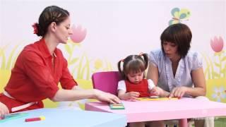 Презентация диска для домашнего обучения детей от 1,5 до 2 лет