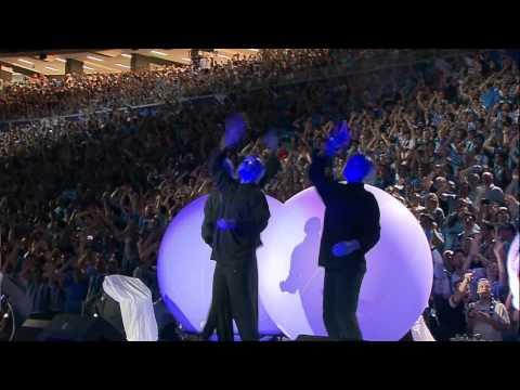 Inauguração da Arena do Grêmio 08/12/2012 - Show de abertura