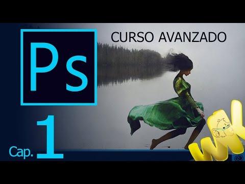 Adobe Poshop CC 2014, Tutorial inicio y descarga del programa, Curso avanzado ...