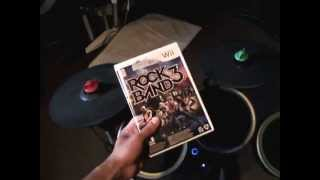 How to best calibrate your Rock Band series of music videogame for optimal gameplay performance