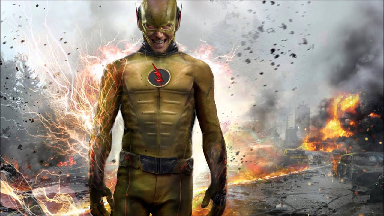 The Flash Soundtrack: Reverse Flash Complete Suite - YouTube