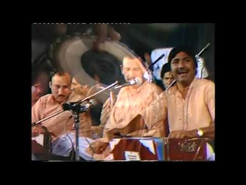 Sanson Ki Mala Pe Simron - Ustad Nusrat Fateh Ali Khan - OSA Official HD Video