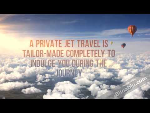 Reasons To Use Private Jet Travel