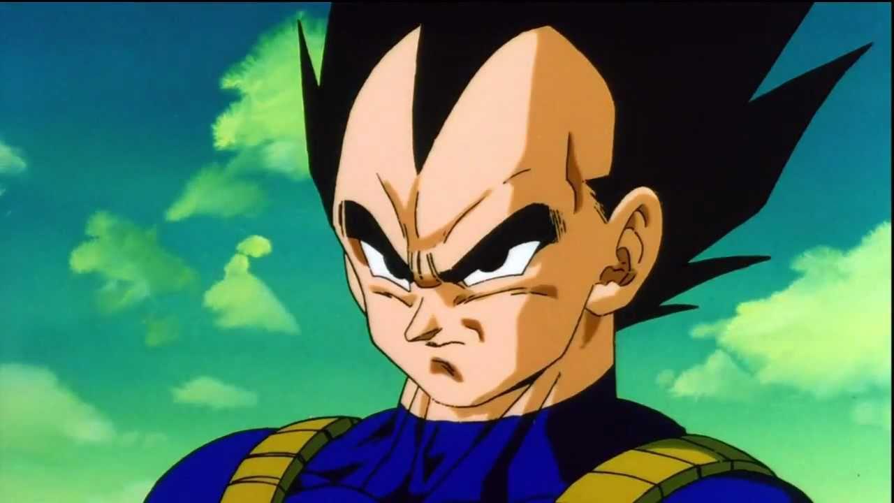 Resultado de imagen para Vegeta (Dragon Ball Z)