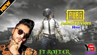 PUBG Song | Ft:Rafter | Rap Refix_ New Generation Amv | Edit by Youtuber Subho...