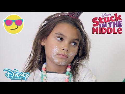 Stuck in the Middle | Stuck in the Store: Operation Break Out  | Official Disney Channel UK
