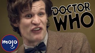 Top 10 Technobabble Moments in Doctor Who