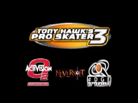-09- Krs-One - Hush (Tony Hawk Pro Skater 3 Soundtrack)