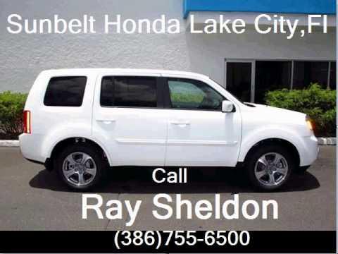 Sunbelt Honda Lake City Fl 386 755 6500