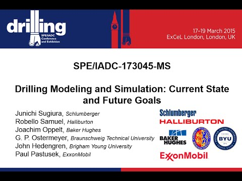 Drilling Simulation: Current State and Future Goals