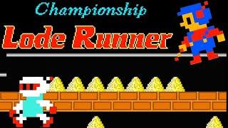 Championship Lode Runner (FC)
