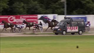 Vidéo de la course PMU PRIX DE SOLVALLA