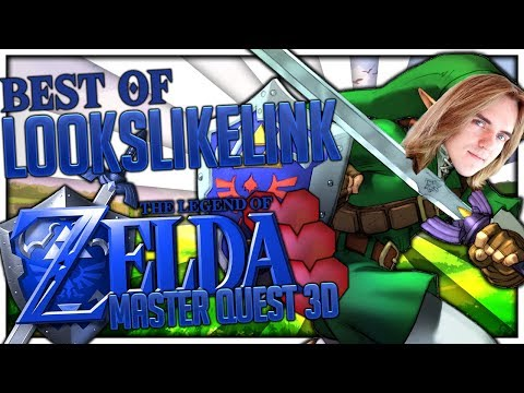 Best of lookslikeLink - Zelda Ocarina of Time 3D Master Quest [♥♥♥]