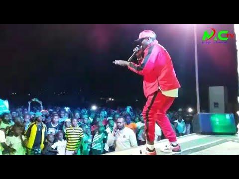 Big Fizzo Na Bantu Bwoy Mu Rumonge Barabiciye Biracika Burundi Tour Concert