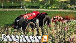 #96 - TRATTORE CASE IH AUTONOMOUS - FARMING SIMULATOR 19 ITA RUSTIC ACRES