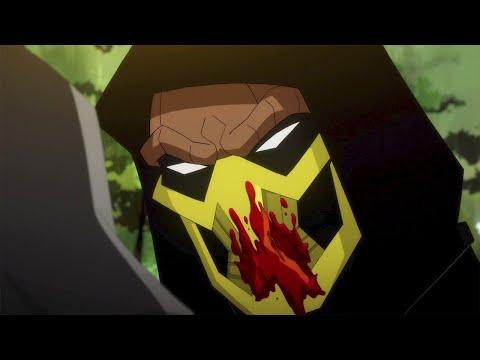 Mortal Kombat 「AMV」- Immortals  「Movie 2020」