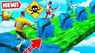 We Have To *ESCAPE* This TOXIC LAB! (Fortnite Creative)