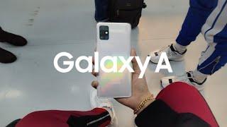 Galaxy A Official Launch Film cмотреть видео онлайн бесплатно в высоком качестве - HDVIDEO