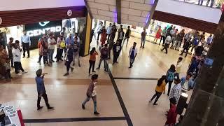 Flash mob by Joybox team at Mantra mall, Attapur Hyd