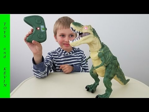 видео динозаври