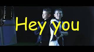 Hey you Karaoke - Marcus & Martinus