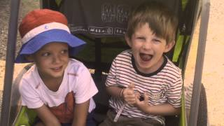 Camping Corcieux Aout 2015