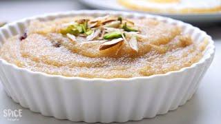 Make Suji Halwa in just 15 Minutes | Shuji Halwa Recipe | Quick Rava Halwa Recipe