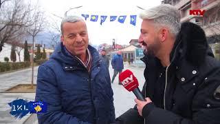 1KL - Peja ne 10 vjetorin e Pavaresise se Kosoves 18.02.2018