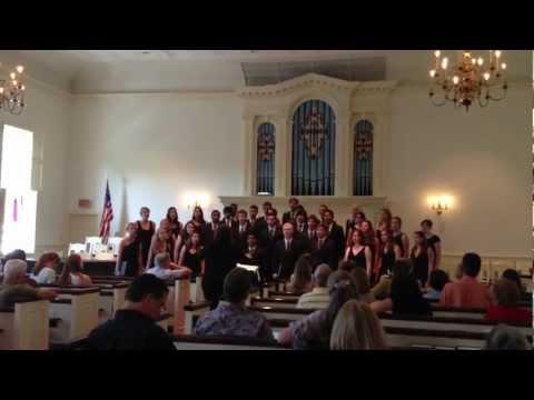 Occidental College's Glee Club: Sounding Sea by George William Curtis