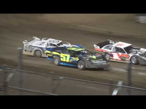 IMS Late Model feature Independence Motor Speedway 4/28/18