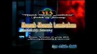 Rudah Hj Sawang : Manuk-Manuk Lambukun (Lagu Samah 2010 With HQ Audio)