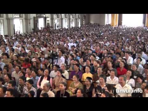 Lễ Lòng Thương Xót Chúa - Nhà Thờ Chánh Tòa Thái Bình -15.04.2012