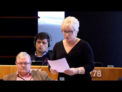 European Investment Bank: British taxpayers money funding jobs worldwide - Jane Collins MEP